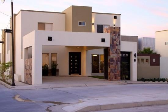 fachadas de Casas modernas imágenes (8)