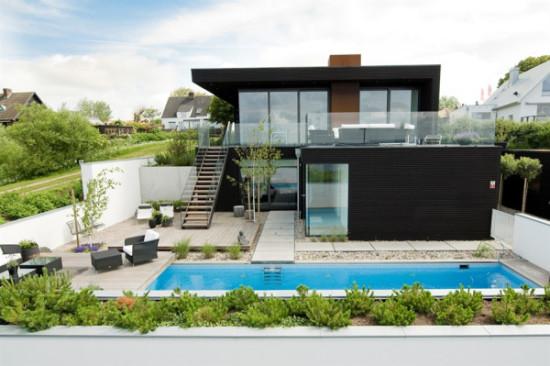 ideas para decorar exteriores con estilo moderno (7)