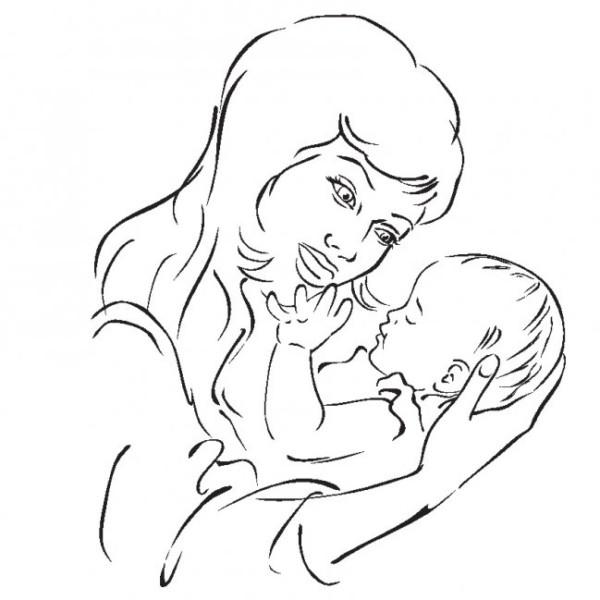 Im genes del d a de la madre con dibujos para descargar - Dibujos para dibujar en la pared ...