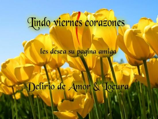 Frases de Feliz Viernes con Amor (7)