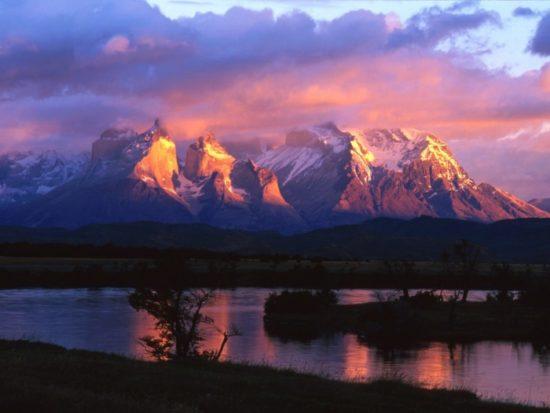 Torres del Paine paisajes, parque, flora, fauna (16)