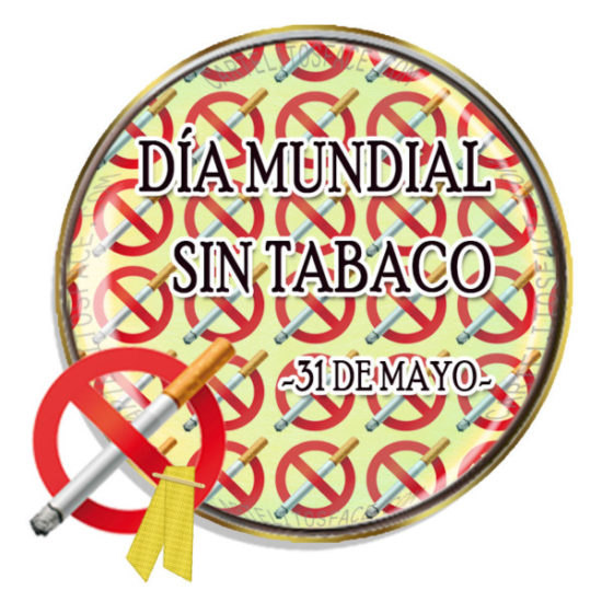 día sin Tabaco carteles (3)
