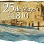 Imágenes del Cabildo para conmemorar el Aniversario de la Revolucion de Mayo