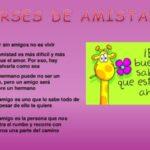 Mensajes de Amistad – imágenes con Frases para el Día del Amigo