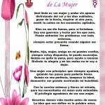 Hermosos Poemas y versos para dedicar el Día de la Mujer con imágenes