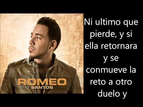 Frases de Canciones de Romeo Santos (2)
