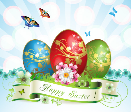 Happy Easter - Felices Pascuas  (2)
