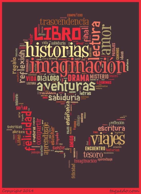 Imágenes con frases y mensajes del Día del Libro para