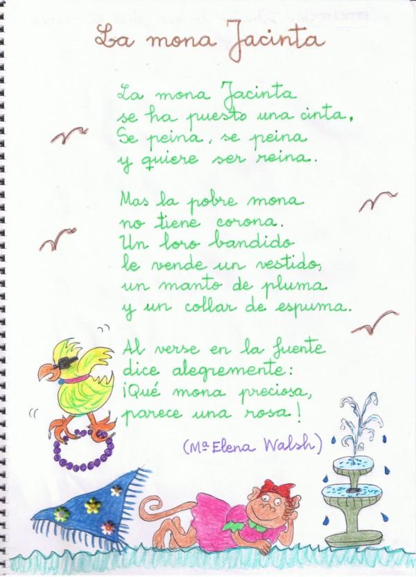 poemas infantiles de oto241o y verano para ni241os en im225genes