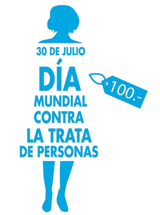 dia contra la trata de personas campaña