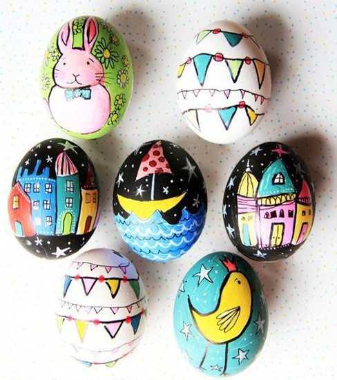 huevos de pascua divertidos (13)