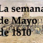 Imágenes del Cabildo de Buenos Aires para el 25 de mayo