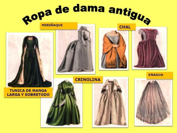 Imágenes de la vestimenta en la época colonial de 1810 para el 25 de