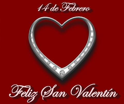 BANCO DE IMÁGENES: Postales para el día 14 de febrero