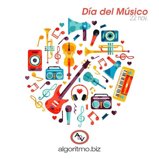 Feliz Dia De Accion De Gracias >> Imágenes de ¡Felíz Día del Músico! para felicitar – Información imágenes