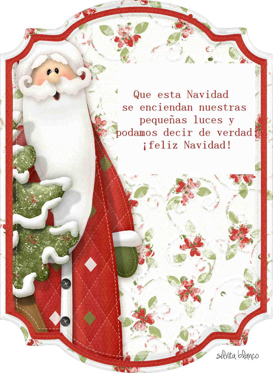 Im genes para whatsapp con frases para la navidad for Cosas artesanales para navidad