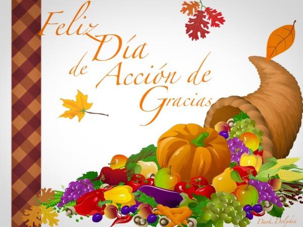Postales Del Dia Del Pavo >> Imágenes de Día de Acción de Gracias con frases para dedicar – Información imágenes
