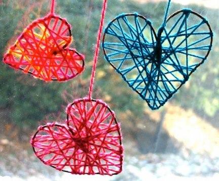 corazon-alambre-colgante