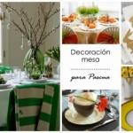 56 Ideas fáciles y creativas para decorar la casa en Pascuas con imágenes