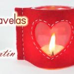 Manualidades para regalar en el Día de San Valentín