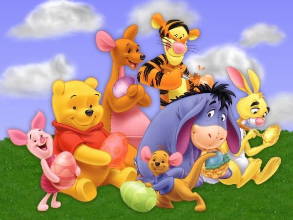 49 Personajes De Disney Para Descargar Imprimir Y: Imágenes De Winnie Pooh Para Imprimir O Descargar