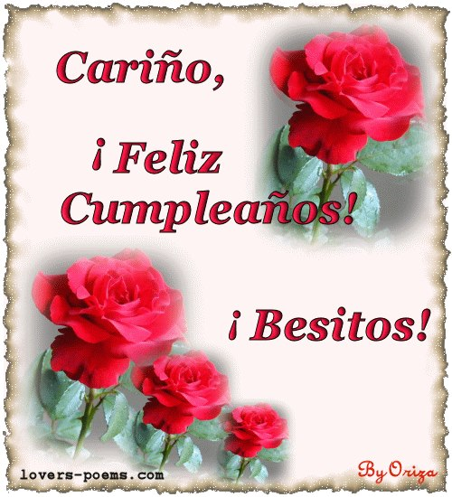 Feliz Cumple - Happy BirthDay (9)