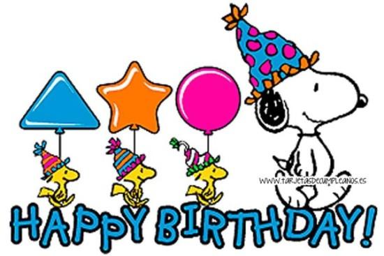 Feliz Cumpleaños frases, imágenes  dibujos (8)