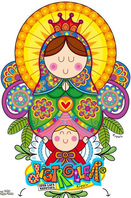 Virgen de Guadalupe - devocionario.com