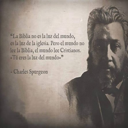 charles spurgeon frases cristianas