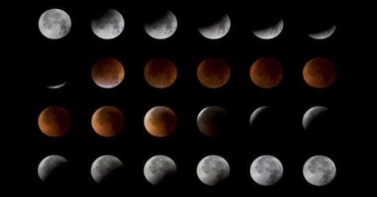 eclipse de luna con fases lunares  (3)