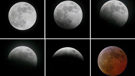 eclipse de luna con fases lunares  (4)