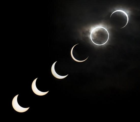 eclipse de luna con fases lunares  (6)