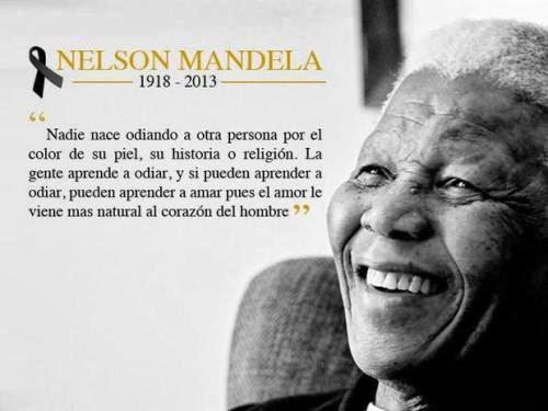 Resultado de imagen de frases de Mandela