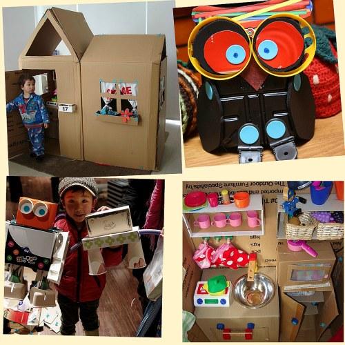 Imágenes de juguetes Reciclados para niños hechos a mano ...