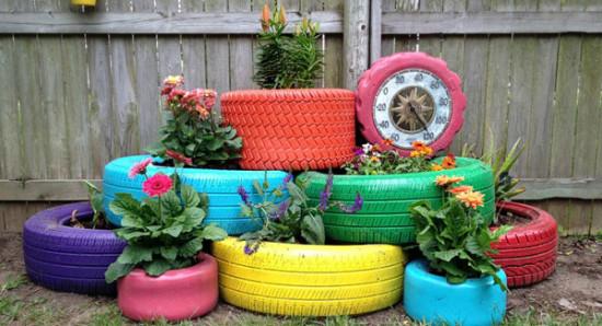 macetas recicladas para el jardin (3)