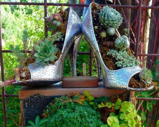 macetas recicladas para el jardin (5)