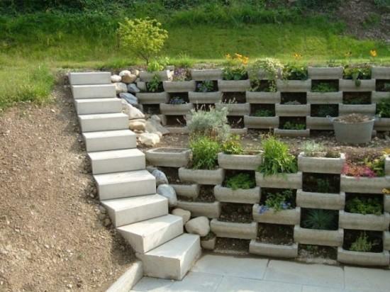 maceteros para el jardin reciclados (1)