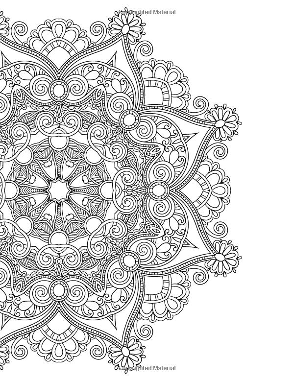 50 Imagenes De Mandalas Para Colorear E Imprimir Con