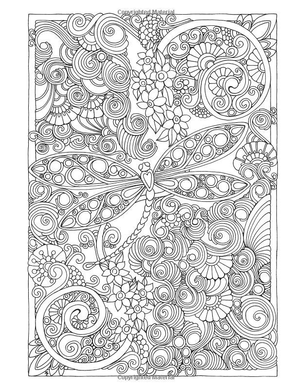 hand made coloring pages - photo#30