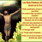 Imágenes cristianas con palabras de Jesús para pensar y reflexionar