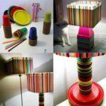 Imágenes para hacer adornos con reciclaje para la casa muy creativos