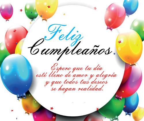 Felicitaciones De Cumpleanos Originales Por Whatsapp Gratis