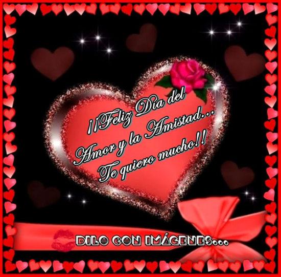 Día de la amistad y el Amor - frases (2)