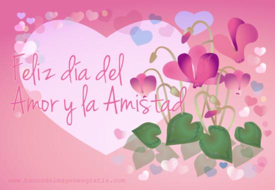 Día de la amistad y el Amor - frases (3)