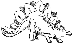 Dinosaurios para colorear dibujos (4)