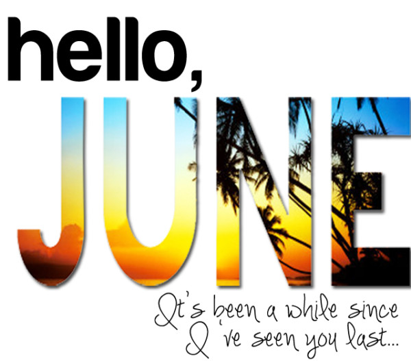 Hello,June