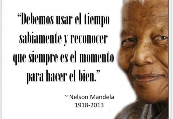 Las 75 Grandes Frases De Nelson Mandela Prestamos