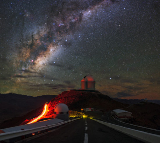 This image was taken by ESO Photo Ambassador, Babak Tafreshi