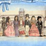Originales dibujos animados de la Revolución del 25 Mayo de 1810 para niños