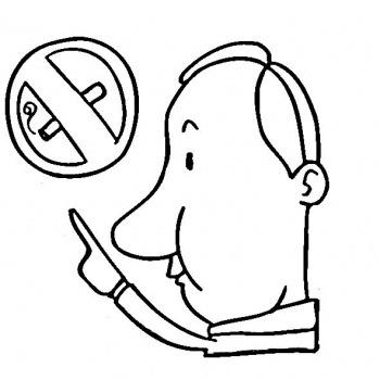 dibujos dia sin tabaco para niños (10)
